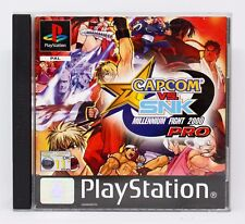 CAPCOM VS SNK PRO MILLENIUM FIGHT PLAYSTATION PSX PS1 PLAY STATION 1 PAL ESPAÑA