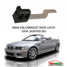 BMW E46 3 Series Cabriolet Roof Latch RHS / Right Hand Side - NEW
