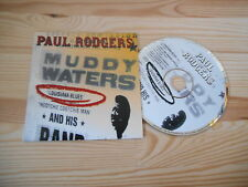 CD Rock Paul Rodgers - Louisiana Blues (2 Song) Promo VICTORY MUSIC