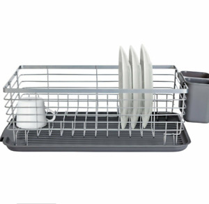 Home Drainer and Wire Rack - Grey /seller refurbished/78548+9658