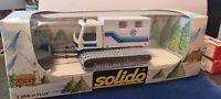SOLIDO FRANCE 3602 DAMEUR EXPEDITION NEUF EN BOITE