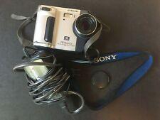 Sony MVC-FD92 Mavica 1.6 MP Vintage Digital Video & Still Camera w/Powerpack