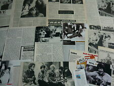 THE MOVE - MAGAZINE CUTTINGS COLLECTION (REF X)