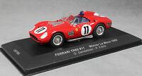 IXO Ferrari 250 TR59/60 Le Mans 24 Hour Win 1960 Gendebien Frere LM1960 1/43 NEW