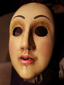 MondoNovo Maschere Neutra Mimo Venetian Face Mask