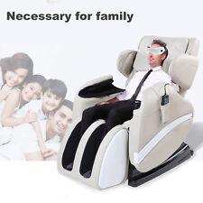 Full Body Shiatsu Electric Massage Chair Recliner ZERO Gravity with Heat Foot