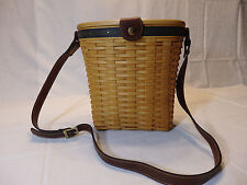 Longaberger Collectors Club Country Estates Collection Large Saddlebrook Basket