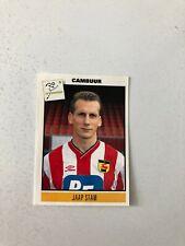 Panini Sticker Cambuur Leeuwarden Jaap Stam Rookie