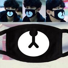EXO Unisex Men Women Cycling Anti-Dust Cotton Mouth Face Mask Respirator Black