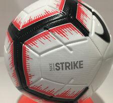 Nike Strike Soccer Ball White/Red/Black Size - 4 / Sc3310 100