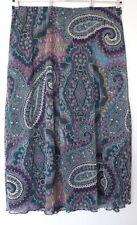 Schwingende Damenröcke aus Polyester in Übergröße