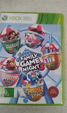 hasbro family game night vol 3 xbox 360