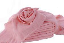 Mullwindeln rosa kochfest Spucktücher Mulltücher Mulltuch Spucktuch