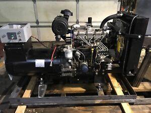 30kw Perkins Diesel Generator Set
