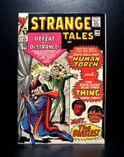 COMICS: Strange Tales #130 (1965), 1st Beatles/Kaecilius app - RARE (Dr Strange)