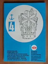 ETL moteur 4 VD 14,5/12-1 SRW Schönebeck Nordhausen ADK E 512 514 ZT progrès