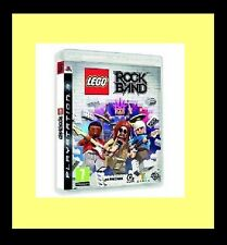 Lego Rock Band RockBand - Game Only Sony PlayStation 3 PS3 Brand New