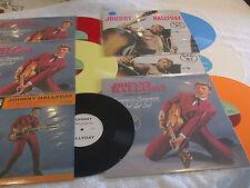 """""""offre spécial"""" LOT  de 5  maxi 45t  Johnny Hallyday plus 1 OFFERT."""