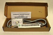 Mule MF40-PLQ Fluorescent Emergency Ballast For 4-Pin Compact Fluo. 120/277V