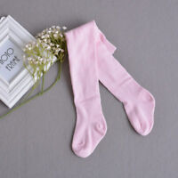 Infant Soft Cotton Baby Girl Tights Newborn Casual Solid Warm Stockings