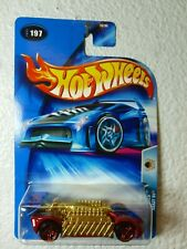 2004 (2003 Card Variation) Track Aces HOT WHEELS - KRAZY 8s #197