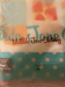 Matilda Jane Sweet Popsicles Beach Towel Dream Chasers. NIB. SOLD OUT.