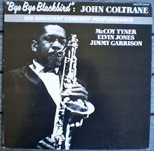 VINYLES 33 T  LP : ** JOHN COLTRANE ** BYE BYE BLACKBIRD  !!