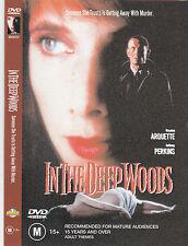 In The Deep Woods-1992-Rosanna Arquette- Movie-DVD