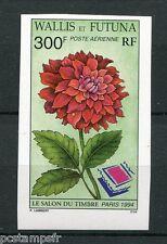 WALLIS et FUTUNA, 1994, timbre aérien 182, non/dentelé, FLEURS, DAHLIA, neuf**