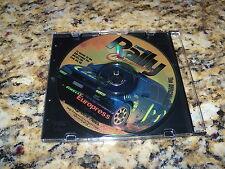 Rally Championship (PC, 1998) Game Windows (Near Mint)