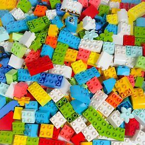 LEGO® DUPLO - Bausteine, Platten, Sondersteine, usw. - 50 bis 1.000 Teile NEU!