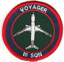 No.10 Squadron Voyager RAF Royal Air Force Military Embroidered Patch