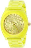 Nixon Women's A3271896 Time Teller Acetate Analog Display Analog Quartz Watch