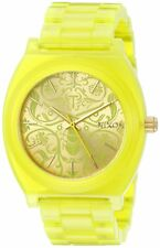 Nixon Women's A3271896 Time Teller Acetate Analog Display Analog Quartz Watch
