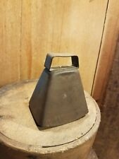 ANTIQUE VINTAGE METAL ANIMAL BELL COW GOAT EARLY TO MID 1900'S  ***NICE***