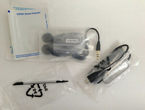 O2 Stellar XDA Accessories - Hands-free Headphones, Stylus, Manual, Original Box