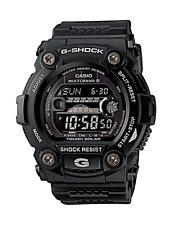 Casio G-Shock Herren-Armbanduhr GW-7900B-1ER Resin Digital Funk Solar Schwarz
