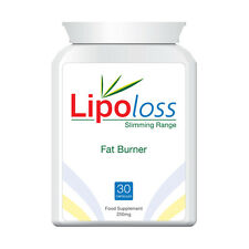 LIPOLOSS FAT BURNERS Natural Pills-Capsules -SLIMMING - DIET- BURN FAT FAST