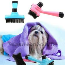 Pet Dog Cat Hair Brush Comb Fur Grooming Trimmer Comb Tool Comfort