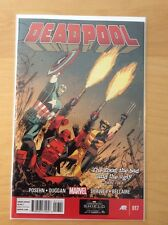 DEADPOOL 17, NM+ 9.6, 1ST PRINT, POSEHN, DUGGAN, MARVEL NOW