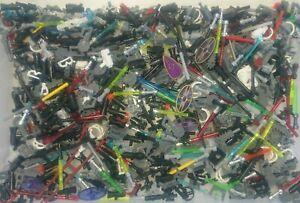 LEGO Star Wars 40 Waffen, Blaster, Laserschwerter Zubehör Top Konvolut Kg