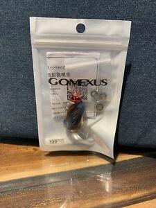 Gomexus Titanium Red Fishing Reel Handle knobs