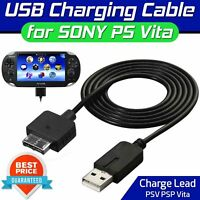 USB Charger Charging cable for Sony PS Vita Data Sync Charge Lead PSV PSP Vita