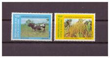 Elfenbeinküste, Entwicklungsforschung Michel Number 939 - 940, 1986
