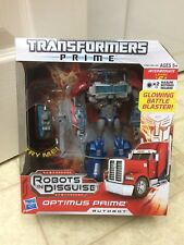 TRANSFORMERS OPTIMUS PRIME G1 ANIMATED SEALED BEAST HUNTERS UNIVERSE