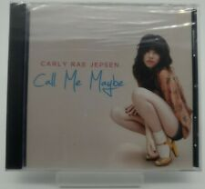 CALL ME MAYBE rare CD single CARLY RAE Jepsen BOTH SIDES NOW school boy