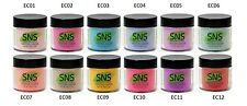 SNS Nail Color DIPPING POWDER Easter Collection EC01 - EC12 Your Choice 1oz/30g