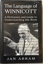 The Language of Winnicott by Jan Abram/ 1st Ed/ 1997/ Hardcover