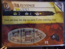 Wizkids Pirates of the Caribbean #034 Revenge Pocketmodel CSG