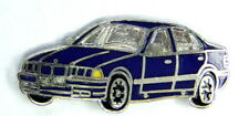 AUTO Pin / Pins - BMW 3er / blau,aus den 90er [2095A]